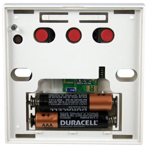 ZigBee HA Wireless 3-Button Switch