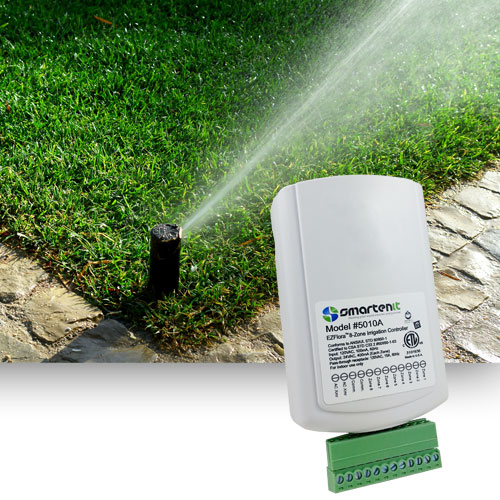 Irrigation & Smart Yard