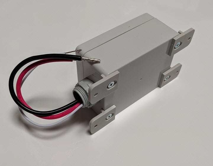 Smartenit Load Switch Mounting